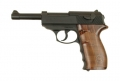 Walther P-38 Full Metal na Śruty 4,46mm/Co2.